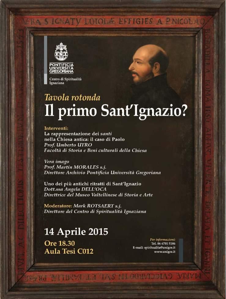 14apr2015 Il primo Sant'Ignazio